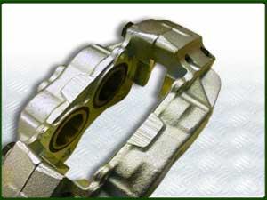 Brake Calipers and Fittings