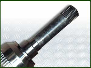 CV Joints & Drive Shafts