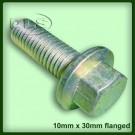 Bolt - 3 bolt Bottom Link bush 10mm x 30mm