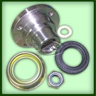 Front Output Flange Kit to 98