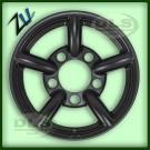 Zu Wheel Rim Black Mat 16x7 - Def, Disco1, RR Classic