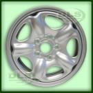 Steel Road Wheel Silver - Freelander 1 15x5.5J