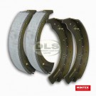 Front Brake Shoe Set MINTEX -LWB 4cyl and SWB Front 80 on