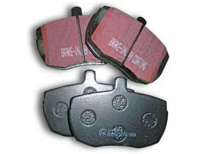 Brake Pads Shoes and Fittings