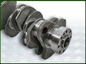 Crank and Piston Parts