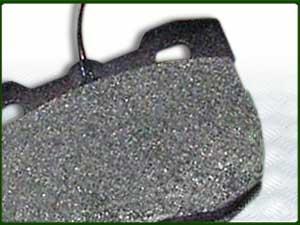 Brake Pads and Sensors