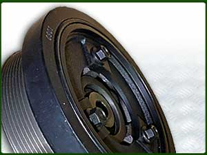 Pulleys and Tensioners