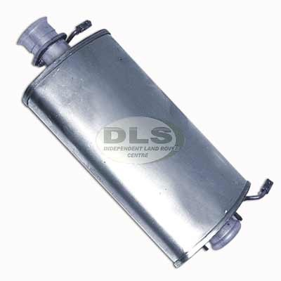 Exhaust Middle Silencer - 300Tdi Defender 90 VIN TA999222 on