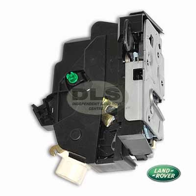 Door Lock Catch Solenoid LH Front Land Rover Discovery 2 RHD Genuine FQJ102890