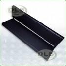 Seat Rear Bench Black Vinyl - 109/110