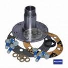 Stub Axle Repair Kit Rear - Defender 90 VIN LA930456 on, 110 VIN WA769311 on DA3198