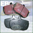 Front Brake Pad Set - Defender 90 & RR.Classic to 86 EBC/Ultimax