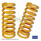 Coil Spring Set Rear 40mm lift (Medium duty) Land Rover Discovery 2 DA4197