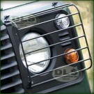 Wolf Style Complete Lamp Guard Set - Defender 90/110 2003 on