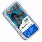 Halogen H4 Universal Bulb Kit