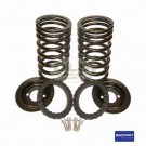 Coil Spring Britpart Conversion Kit Rear Standard Land Rover Discovery 2 DA5136