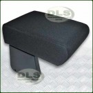Armrest Black Automotive Fabric Land Rover Freelander 2 2013 on Britpart DA5139