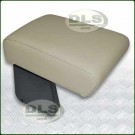 Armrest Almond Real Leather Land Rover Freelander 2 2013 on Britpart DA5141