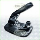 Gear Lever Gaiter Black Vinyl - Defender to 2007