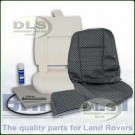 Outer Seat Re-trim Kit TECHNO c/w Adhesive - Defender to 2007