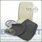 Outer Seat Re-trim Kit GREY VINYL w/o Adhesive - Defender 2007 onwards