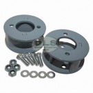 Coil Spring Spacer Kit 50mm Front - Discovery 1, RR.Classic, Defender DA6344