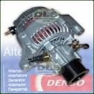 Alternator Assembly - Td5 Defender,Discovery 2 120amp