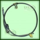 LH Handbrake Cable - Freelander 1 1A999999 On