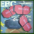 Rear EBC/Ultimax Brake Pad Set - Disco2/RR P38