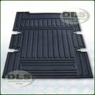 Rear Loadspace Rubber Mat LR005615 - Defender 90 2007 on