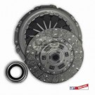 Clutch Kit 3 Piece Cover Plate and Bearing 2.5Pet/2.5Die/Tdi Land Rover Defender, Discovery 1, RR.Classic AP LR009366BB