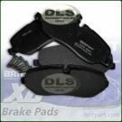 Brake Pad Set Front BRITPARTXD Land Rover Discovery3/4,RR.L322.RR.Sport LR019618