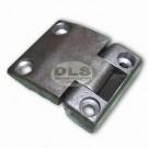 Door Hinge LH w/o mirror holes - Series 3 & Def to VIN WA138479