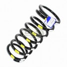 Rear Coil Spring Passenger Side Std - Defender 90 White/Yellow