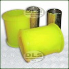 Polyurethane Panhard Rod Bush Set Yellow Land Rover Discovery 2, Defender`02 on RBX101340PY-YEL