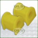 Polyurethane Anti-roll Bar Bush Front Yellow Land Rover Discovery 2 non ACE RBX101690PY-YEL