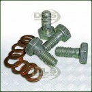 Diesel Spill Pipe Banjo Bolt Kit - 200/300Tdi