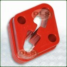 Exhaust Mounting Isolator Rubber Land Rover Discovery 3/4 and RR.Sport WCS000150
