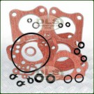 Carburettor Gasket Set SU Carb 3.5V8 OEM - Defender, Discovery 1, Range Rover Classic WZX1505