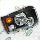 Headlamp Assembly RH LHD Land Rover Discovery 2 VIN 3A000001 on Genuine XBC501440
