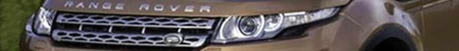 Range Rover Evoque 2012 on
